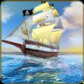 海盗信条沙尘暴中文内购破解版(Creed Pirates Racing Sandstorm) v1.0