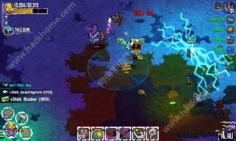 崩溃大陆1.2.23版本游戏汉化中文版下载(Crashlands)图2: