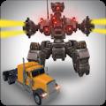 未来机器人战争2017游戏中文版(futuristic robot battle2017) v1.0