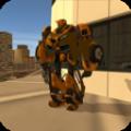 变形机器人英雄无限金币中文破解版 v1.3
