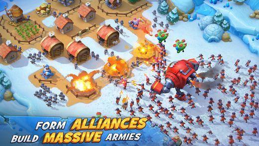 炮塔防御进攻中文无限金币内购破解版(Fieldrunners Attack)图2: