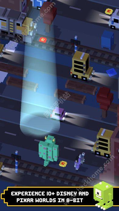 迪士尼天天过马路万圣节最新版(Disney Crossy Road)图2: