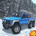 雪驾驶模拟器