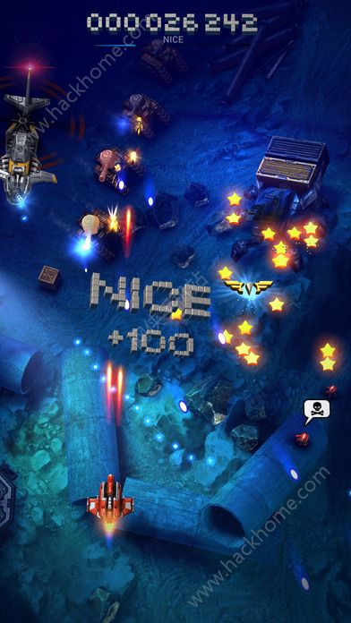 Sky Force Reloaded官网ios苹果图4: