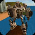 变形机器人英雄2无限金币内购破解版 v1.1