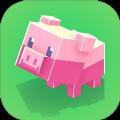 恐慌的小猪大发快三彩票中文最新版(Piglet Panic) v1.1.8