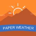 卡片天气app下载手机版 v1.0