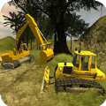趣味挖掘机