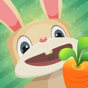抖音兔子吃萝卜游戏安卓最新版(Patchmania) v1.4
