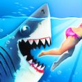 ��I�世界3D�o限�@石金��ios破解版存�n(Hungry Shark World) v2.2.1