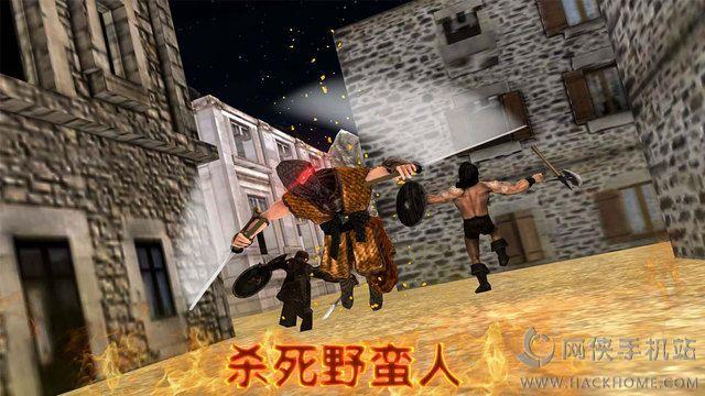 影忍者刺客战士官网游戏手机版图4: