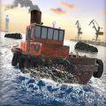 微型船游戏赛跑模拟器