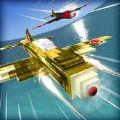 我的世界游戏生存飞机