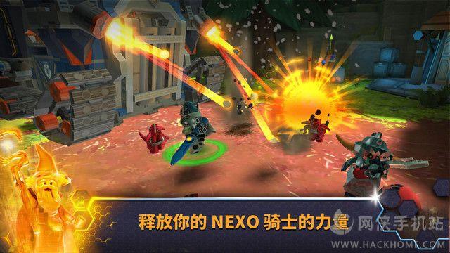 乐高未来骑士团梅洛克游戏ios官方版图1: