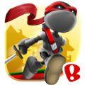 忍者跳跃屋顶狂奔无限金币iOS破解版存档(NinJump Rooftops) v1.3.0
