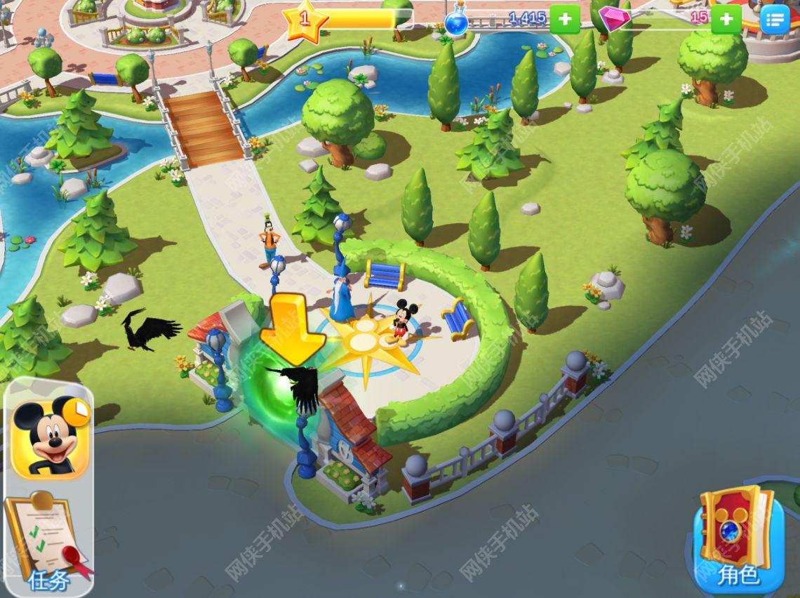 迪士尼梦幻王国下载_迪士尼梦幻王国安卓手机版免费下载_拇指玩