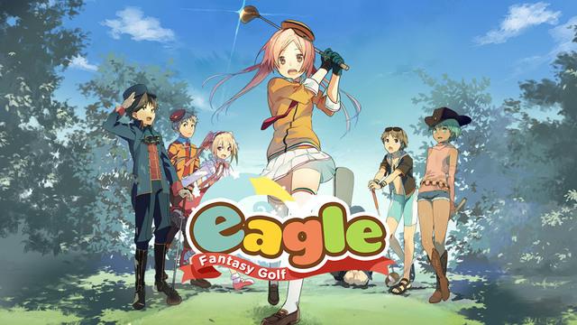 旋转高尔夫手机游戏下载(Eagle Fantasy Golf)图1: