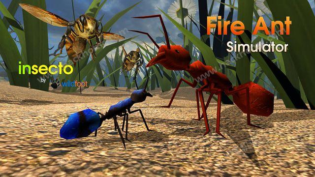模拟火蚁官方IOS版(Fire Ant Simulator)图2: