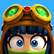 《笨拙的忍者》(Clumsy Ninja)中文汉化版 v1.22.0 IOS版