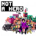 不是英雄中文汉化版(NOT A HERO)(含数据包) v9.0