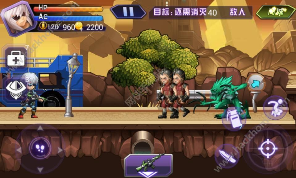CS热血反恐精英手机游戏官方版图2: