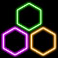 1010六角消除官方版手机游戏(1010 Hex Deluxe) v1.0