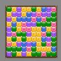 消灭元素方块游戏