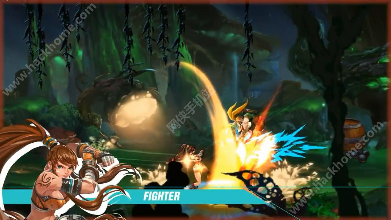 DNF手游3D版ios苹果最新版(地下城与勇士)图2: