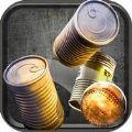 3D砸罐子游戏官方手机版(3D Can Knockdown) v1.0