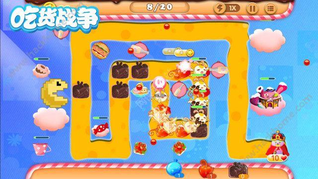 吃货战争游戏官方手机版图4: