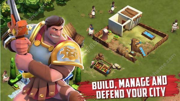 角斗士英雄游戏中文安卓版(Gladiator Heroes) v2.3.1