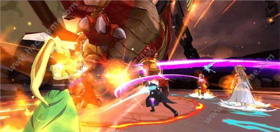 圣灵召唤刀剑神域游戏官网正版下载图3: