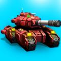 方块坦克大战2中文汉化破解版(Block Tank Wars 2) v1.3