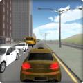 城市出租车3D模拟器内购破解版 v1.3