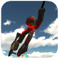 火柴人绳索英雄2游戏手机版下载(stickman rope hero 2) v1.1