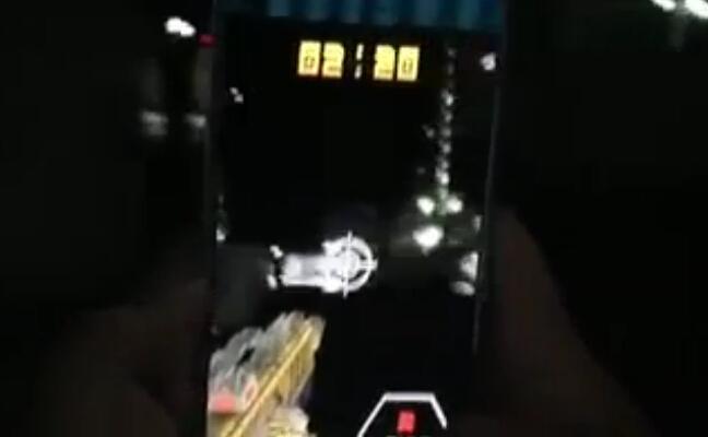 特种部队AR测试试玩视频[图]