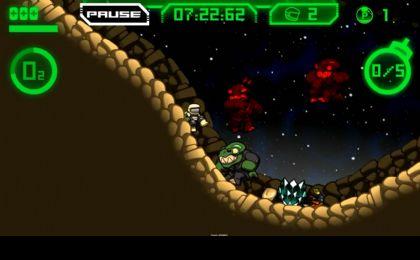 Atomic Super Lander游戏图5