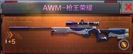 AWM-枪王荣耀
