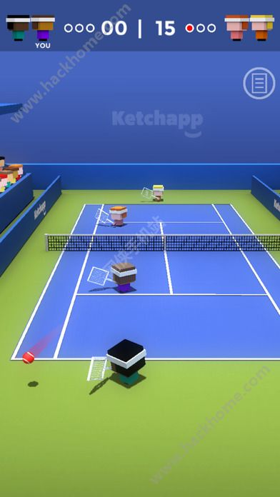 Ketchapp网球官网IOS版图2: