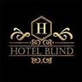 酒店中的盲人游戏
