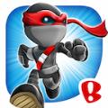 忍者跳跃冲撞无限金币破解版(Ninjump Dash) v1.0