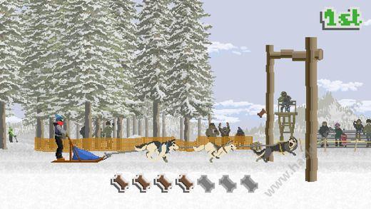 Dog Sled Saga游戏手机版下载图2: