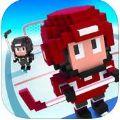 方块冰球冰上跑酷无限金币内购破解版(Blocky Hockey) v1.1