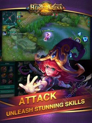 英雄血战官方网站正版下载(heroes arena)图2: