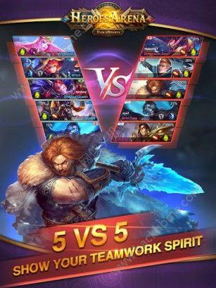 英雄血战官方网站正版下载(heroes arena)图4: