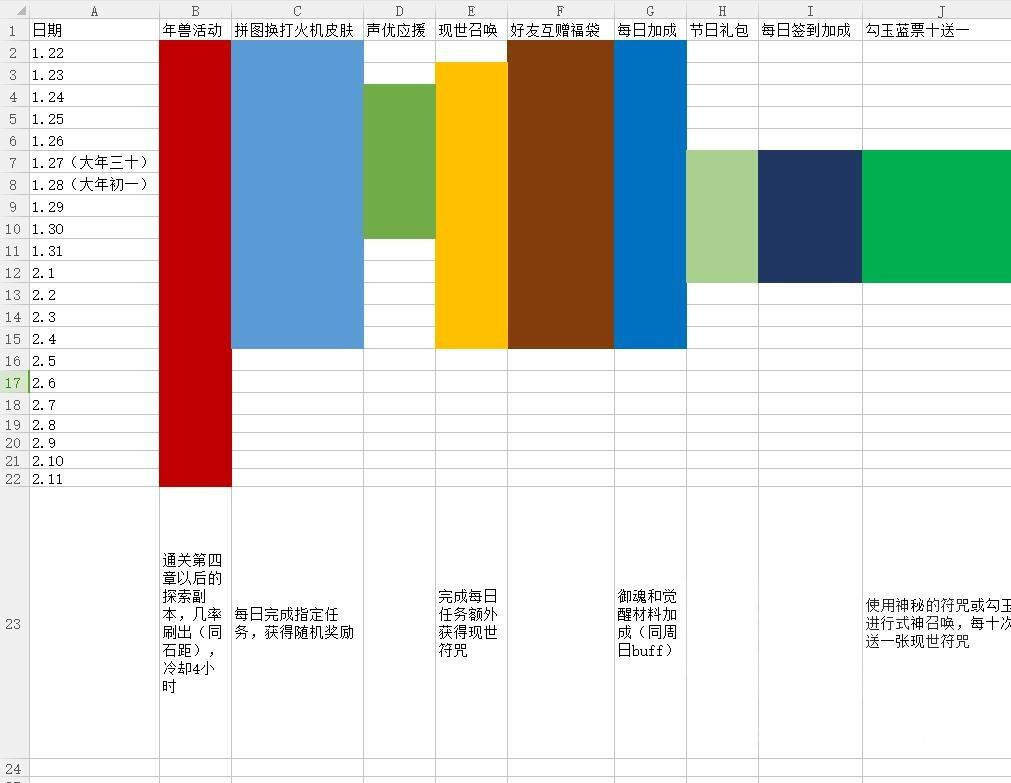 阴阳师手游新年活动大全 2017春节活动表[图]