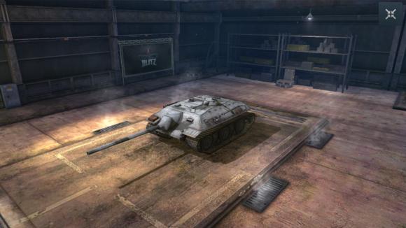 坦克世界闪击战E25评测 E25装备选择及实战测试[多图]
