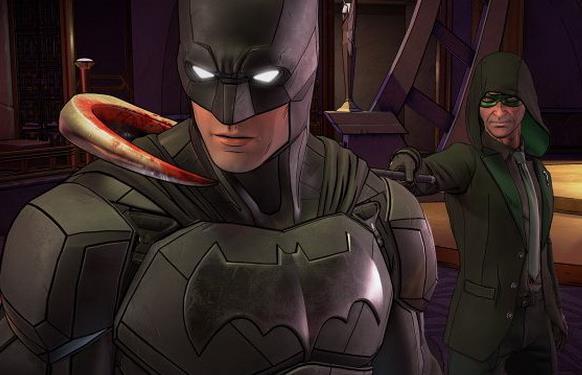 蝙蝠侠内敌第二章攻略大全 第2章通关攻略[图]