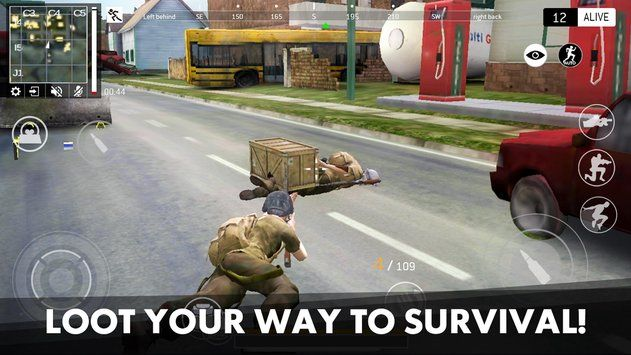 最后的战场生存官方网站下载正式版(Last Battleground Survival)图4: