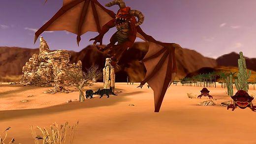 VR沙漠生活的冒险游戏官方版图4: